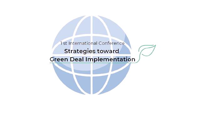 I Międzynarodowa Konferencja nt. Strategii Wdrażania Zielonego Ładu – Woda i Surowce (ICGreenDeal2020)