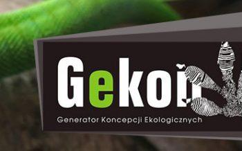 Generator Koncepcji Ekologicznych
