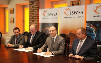 IGSMiE PAN podpisał list intencyjny z Jastrzębską Spółką Węglową
