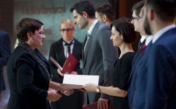 Dr inż. Maciej Miecznik laureatem nagrody Prezesa Rady Ministrów