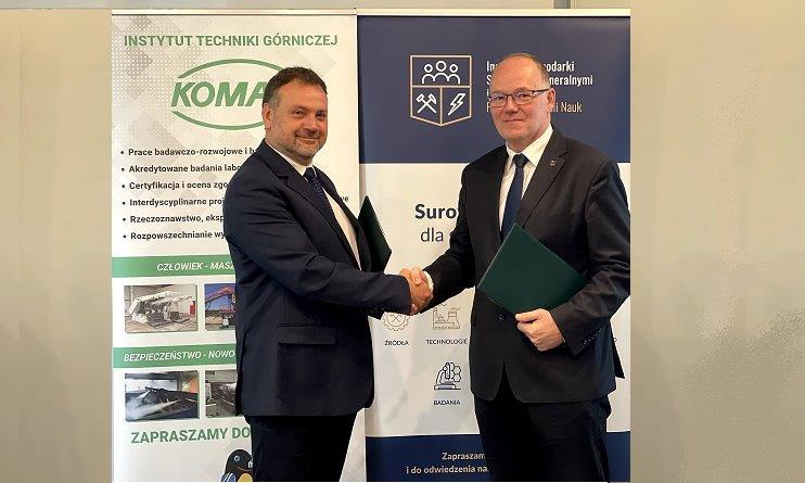Podpisanie Porozumienia z Instytutem Techniki Górniczej KOMAG