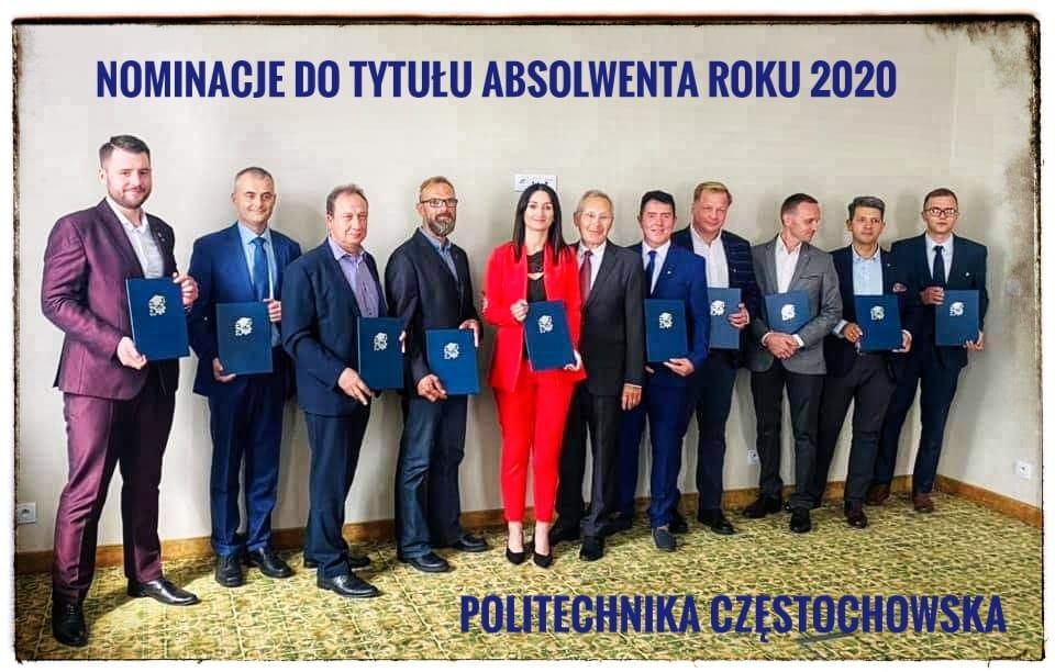 """Absolwent Roku 2020 w kategorii """"Nauka"""" – Panidr hab. Marzena Smol, prof. instytutu"""
