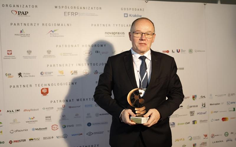 Instytut laureatem Polskiej Nagrody Innowacyjności 2020/2021