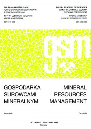 Gospodarka Surowcami Mineralnymi – Mineral Resources Management